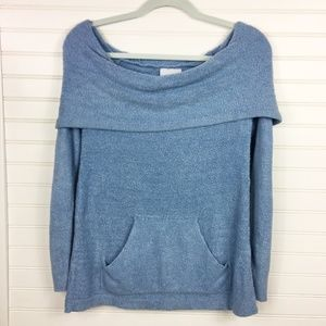 Soft Surroundings Cowl Neck Sweater